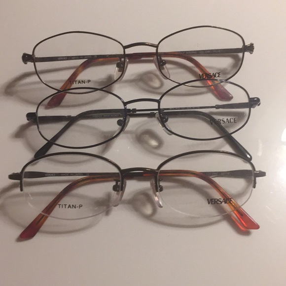 8cfaf926a73c Authentic Versace store model glasses. M 5a4ed52e05f43056ce00283d. Other  Accessories ...